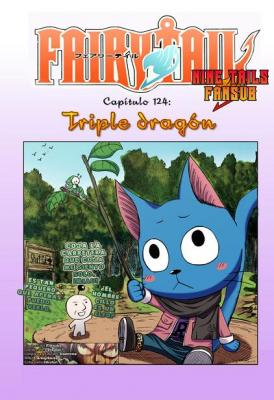 Fairy Tail capítulo 124
