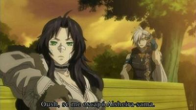Chrome Shelled Regios episodio 8