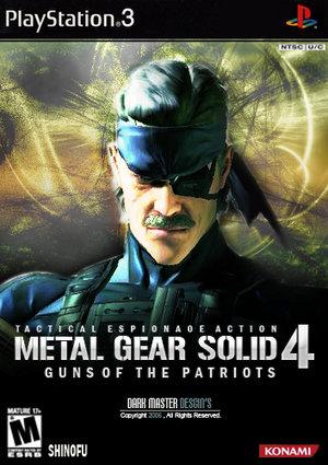 No habrá demo de metal gear solid 4