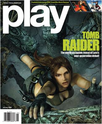 En desarrollo Tomb Raider 8: Underworld