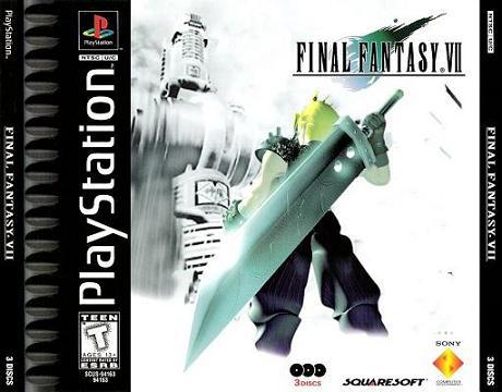 No habrá remake de Final Fantasy 7