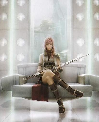 Demo de Final Fantasy XIII