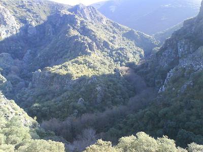 Ruta interesante: San Facundo - Mataveneros