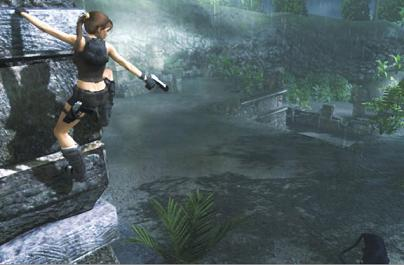 Mas detalles de Tomb Raider Underworld