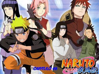 Naruto Shippuuden 46 español
