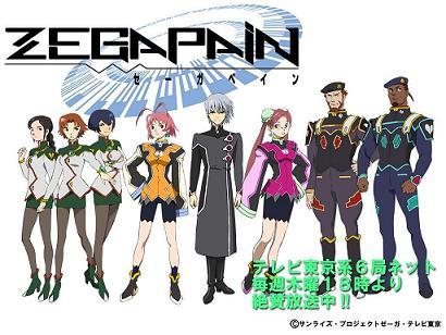 Anime recomendado: Zegapain