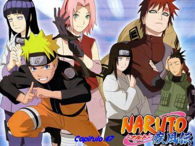 Naruto Shippuuden 47 español