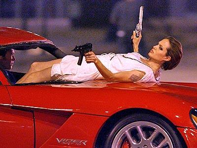 Wanted: nueva película de Angelina Jolie