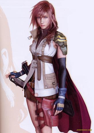Final Fantasy XIII y Versus Trailer Extendido