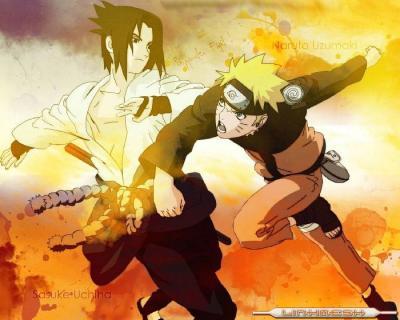 Quinta pelicula de Naruto