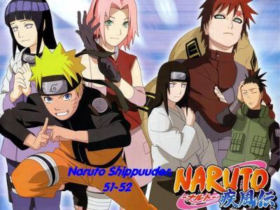 Naruto Shippuuden 51-52 español