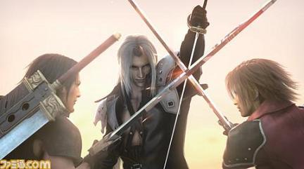 Todos los vídeos de Final Fantasy: Crisis Core