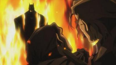 El anime de Batman: Gotham Knight