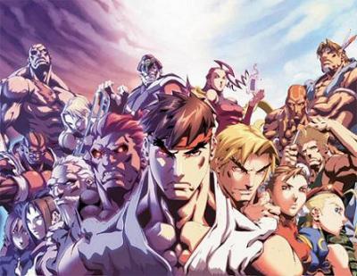 Las peliculas de Street Fighter
