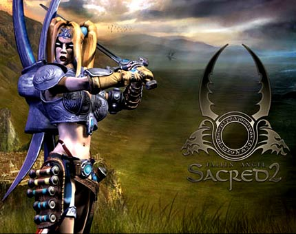 Sacred 2: Fallen Angel gameplay