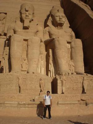 Preludio de una aventura: Egipto