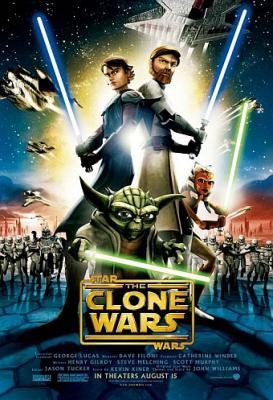 Hoy estreno de Star Wars: The Clone Wars