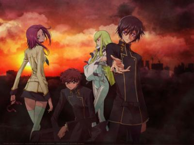 Code Geass R2 episodio 25 - Final