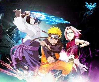 Naruto Shippuuden episodio 80