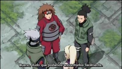 Naruto Shippuuden episodio 83