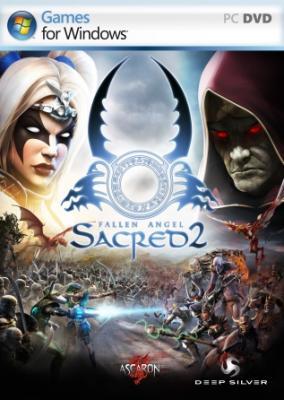 Sale a la venta Sacred 2: Fallen Angel
