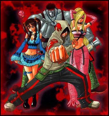 Manga recomendado: Monster Soul