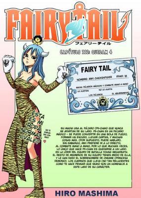 Fairy Tail capítulo 111