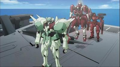 Mobile Suit Gundam 00 S2 episodio 8