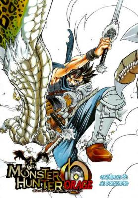 Monster Hunter Orage capítulo 8