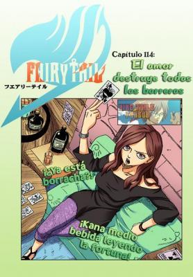 Fairy Tail capítulo 114