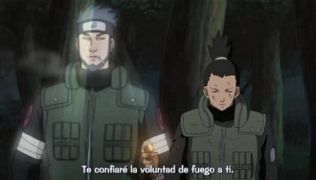 Naruto Shippuuden episodio 86-87