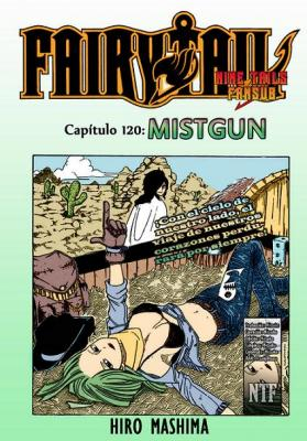 Fairy Tail capítulo 120