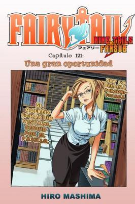 Fairy Tail capítulo 121