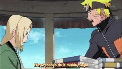 Naruto Shippuuden episodio 95