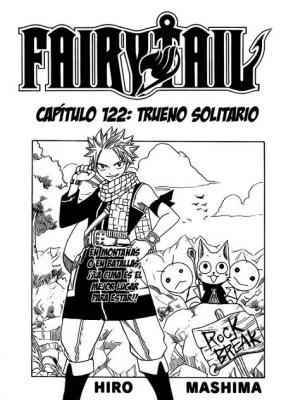 Fairy Tail capítulo 122