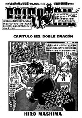 Fairy Tail capítulo 123