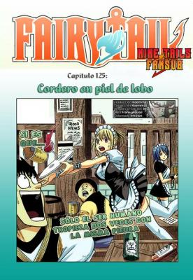 Fairy Tail capítulo 125