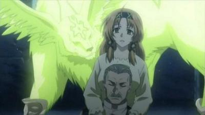 Chrome Shelled Regios episodio 9